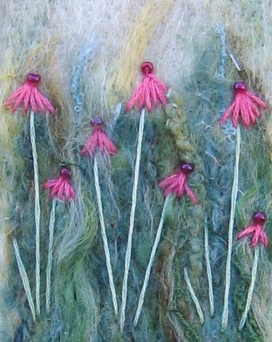Original handmade needle felted picture | eBay
