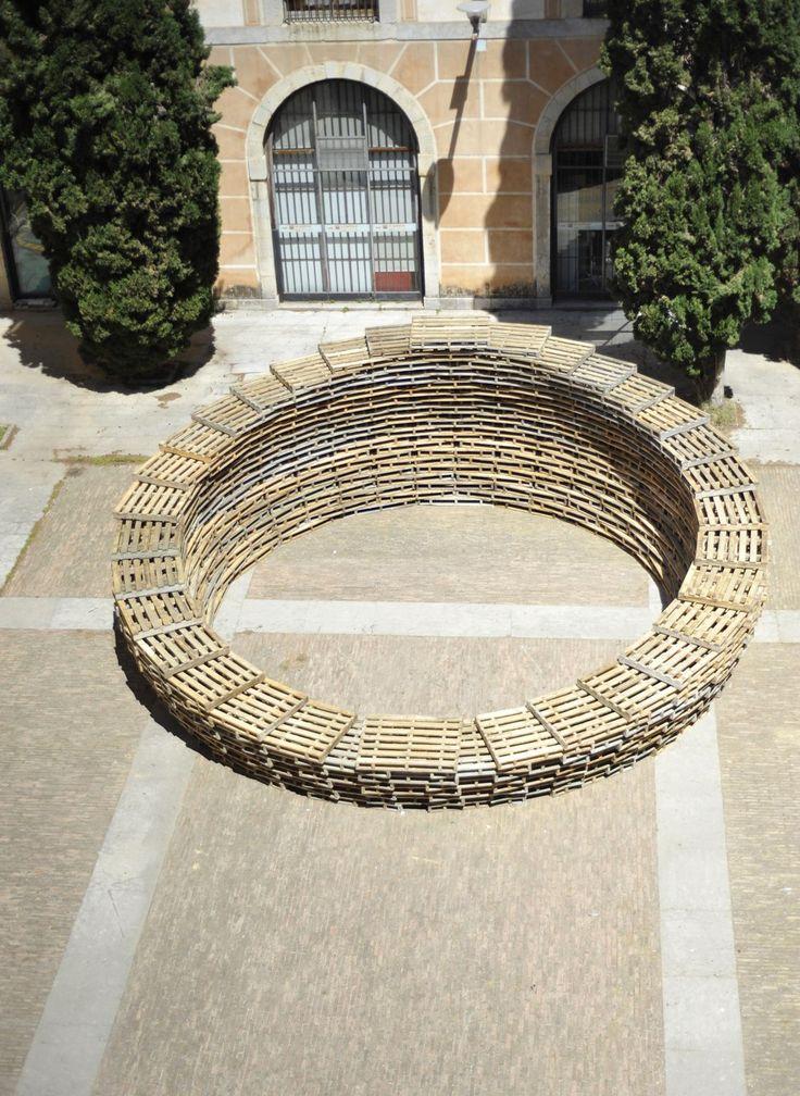 Blog sobre arquitectura y arte contempor neo seguimiento for Temporary furniture
