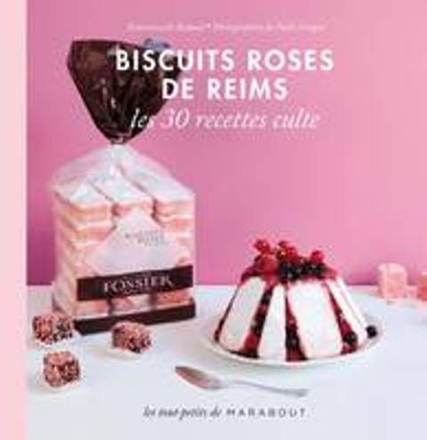 Gateau de reims rose