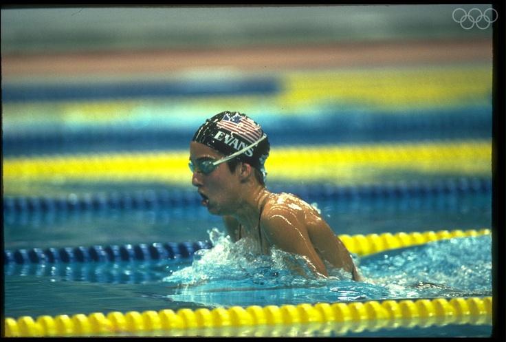 Janet Evans: Olympian