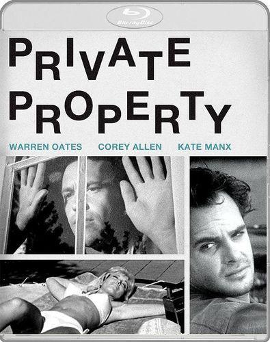 Private Property [Blu-ray/DVD] [2 Discs] [1960]