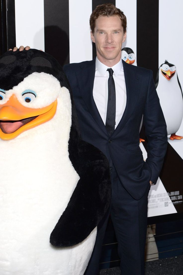 "at the ""Penguins Of Madagascar"" New York premiere on Nov 14, 2014"