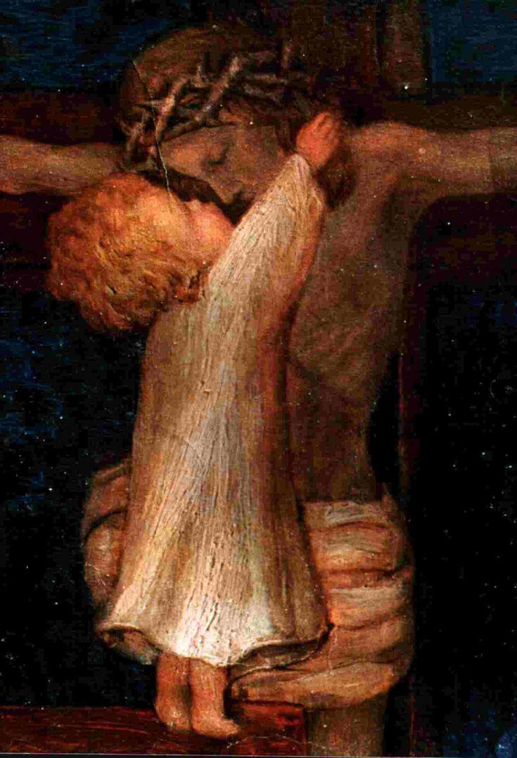 beso-crucificado.jpg (1320×1935)