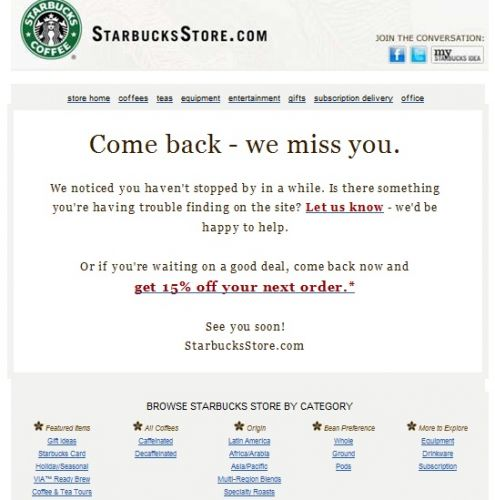 136 best Email Marketing images on Pinterest Email marketing - email marketing sample