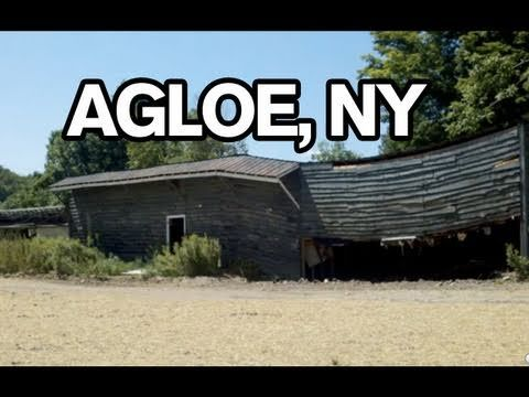 "Agloe, New York (A ""paper town"" (From Agloe, NY)"