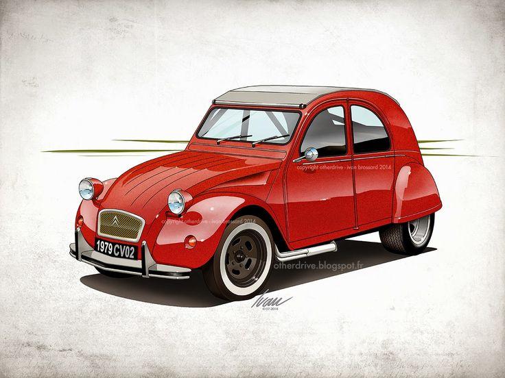 Citroën 2CV8