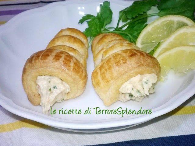 Le ricette di TerroreSplendore: Rustici al salmone