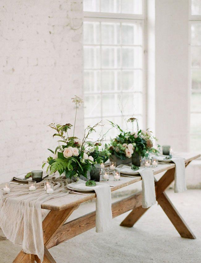 10 originelle Ideen für eure Tischdekoration zum Selbermachen   Hochzeitsblog - The Little Wedding Corner