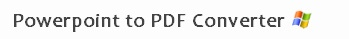 Powerpoint to PDF Converter,...