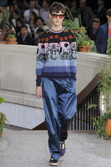 Paul Smith Spring/Summer 2015 Menswear