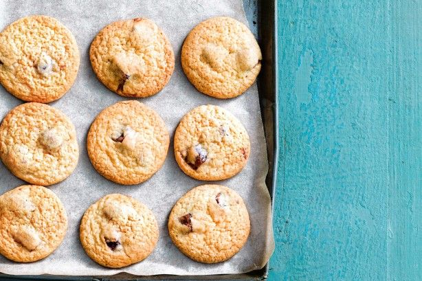 The sum of yum! A little kitchen know-how + a few baking shortcuts = simple sweets.