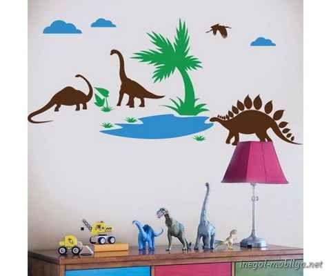 nice Bebek Odalarına Özel Dekoratif Duvar Kağıdı Modelleri