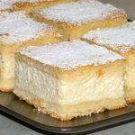 Ușoară, super rapidă și delicioasă: rețeta simplă pentru prăjitură cu brânză dulce - Secretele Gospodinei