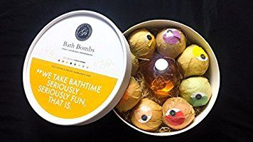 *NEW* 8 LARGE Aromatherapy Bath Bombs Sets for Women FREE BONUS Shower Gel, Fizzies assorted Scents Relax & Aromatheraphy, Handmade Women Christmas Gifts Pack Fizzy Bath Bombs Christmas Gift: Amazon.co.uk: Beauty