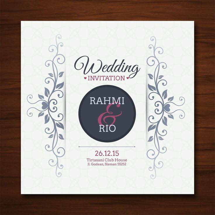 Jual, cetak kartu UNDANGAN PERNIKAHAN. Desain unik, nuansa romantis, harga murah. Soft/Hard Cover. Pilih sendiri online. Lihat contoh.   http://undangan.id