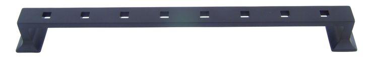 Atlas Homewares 3003 Modern Craftsman 10 Inch Center to Center Handle Cabinet Pu Aged Bronze Cabinet Hardware Pulls Handle