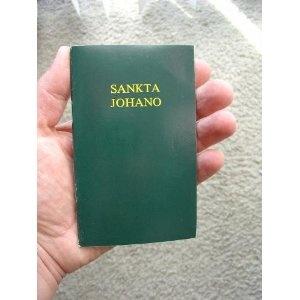 Sankta Johano / Esperanto Gospel of John / Zamenhof Version: 1926   $4.99
