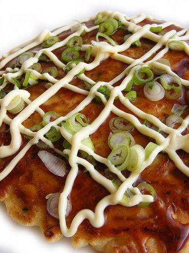 Japanse pannenkoek: Okonomiyaki glutenvrij maken
