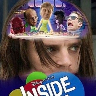 Inside out- Bucky Barnes edition