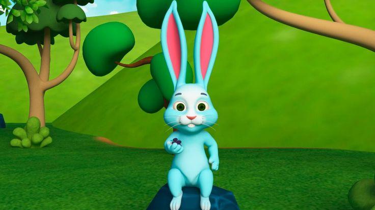 Hoppe Hoppe Hare - Barnsånger på svenska