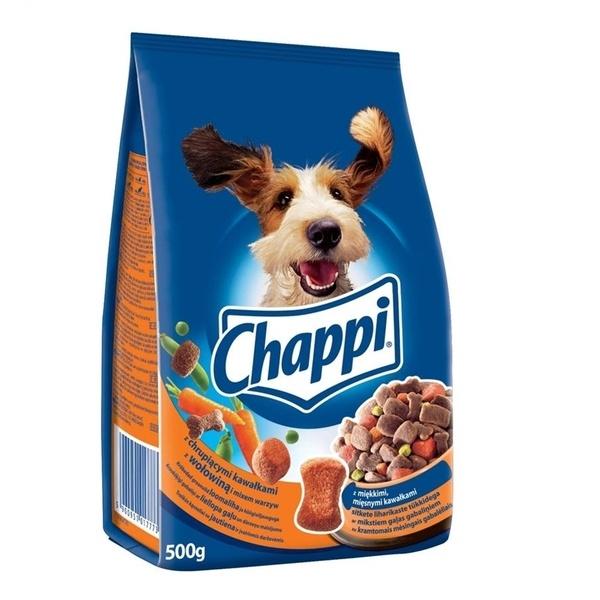 Chappi Biftekli ve Sebzeli Yetişkin Kuru Köpek Maması