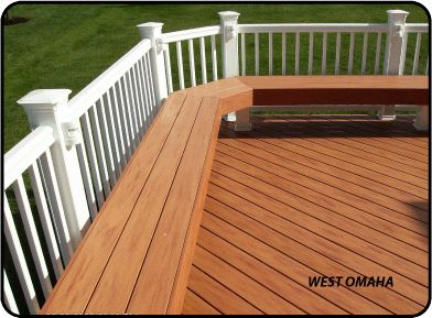 Trex Composite Decking | TimberTech ® composite, hidden deck fasteners, composite wrapped ...