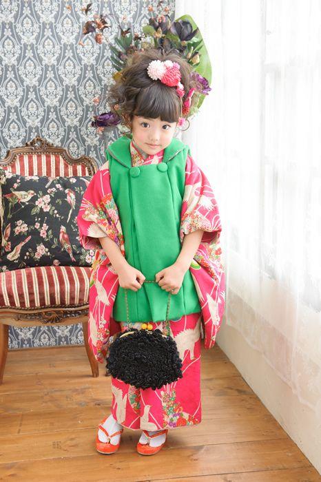 3歳女児 七五三衣装|SNOW IN