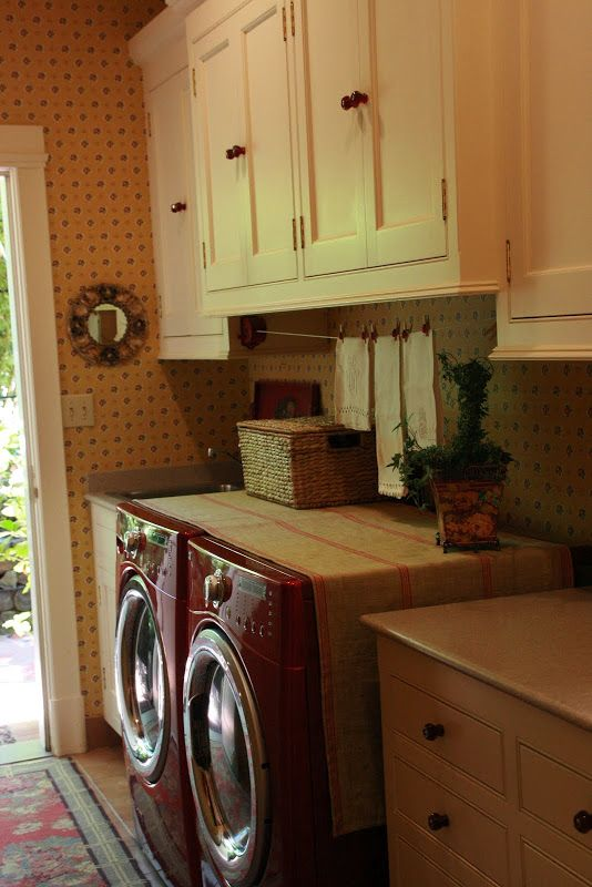 25 Best Ideas About Country Laundry Rooms On Pinterest