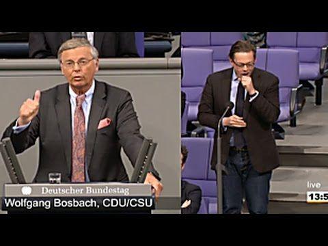 Islamistische Propaganda: Wolfgang Bosbach platzt der Kragen - Eklat bei Anne Will - YouTube