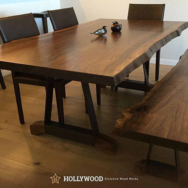 ⭐️Hollywood® 2 Parçalı Ceviz Masa & Bank Teslimatımız 🚛 (200x115) Live Edge Walnut Table Delivery #wood #wooden #doğalmasa #ahşapmasa #decoration #masa #ahşap #interiordesign #instawood #liveedge #hollywoodwork #dekorasyon #photooftheday
