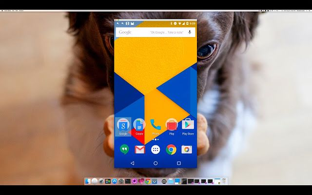 A window to your Android