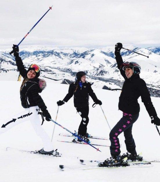 Winterfotografie tolle Ideen 35   – Ski/Snowboard
