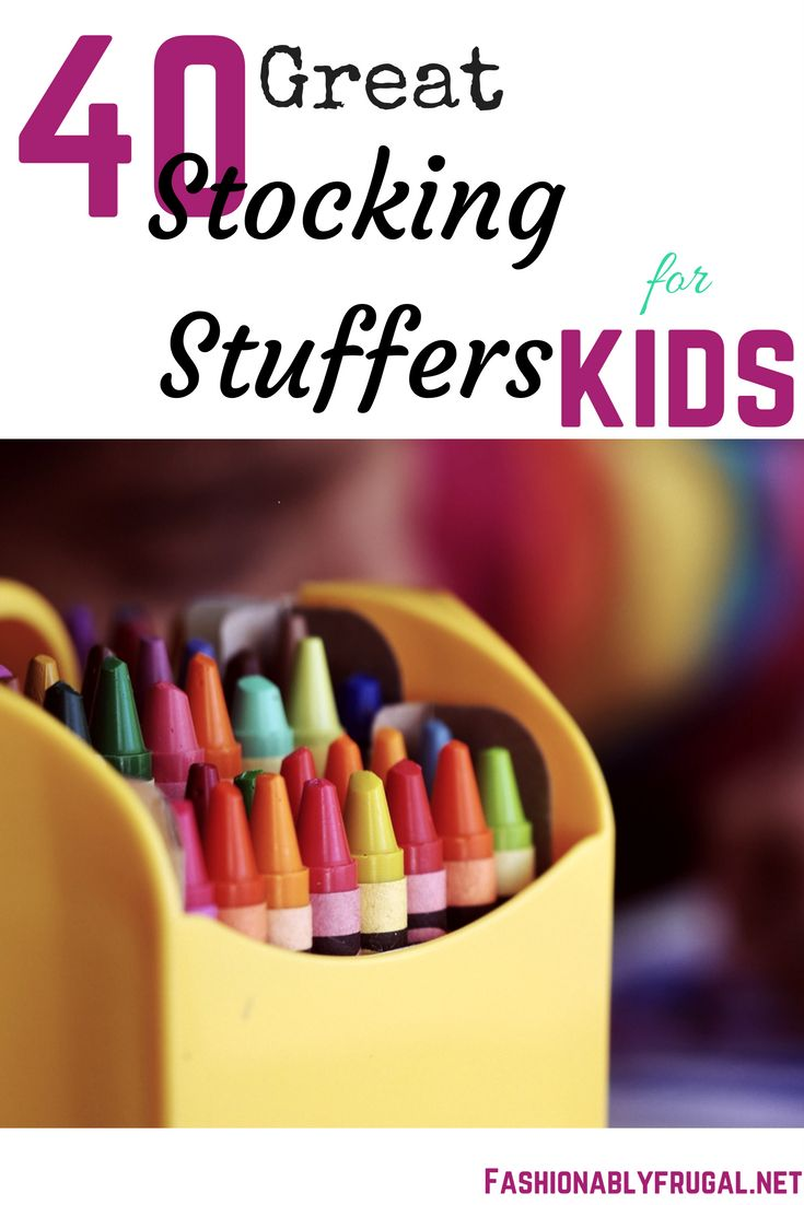 34 Best Stocking Stuffers For Kids Images On Pinterest