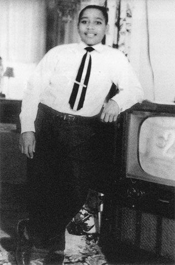 1955  |  Chicago youth EMMETT TILL, at age 13, victim of lynching in South - Check out Free Emmett Till Audio book http://ebooksfromsusan.com/free_audio_book