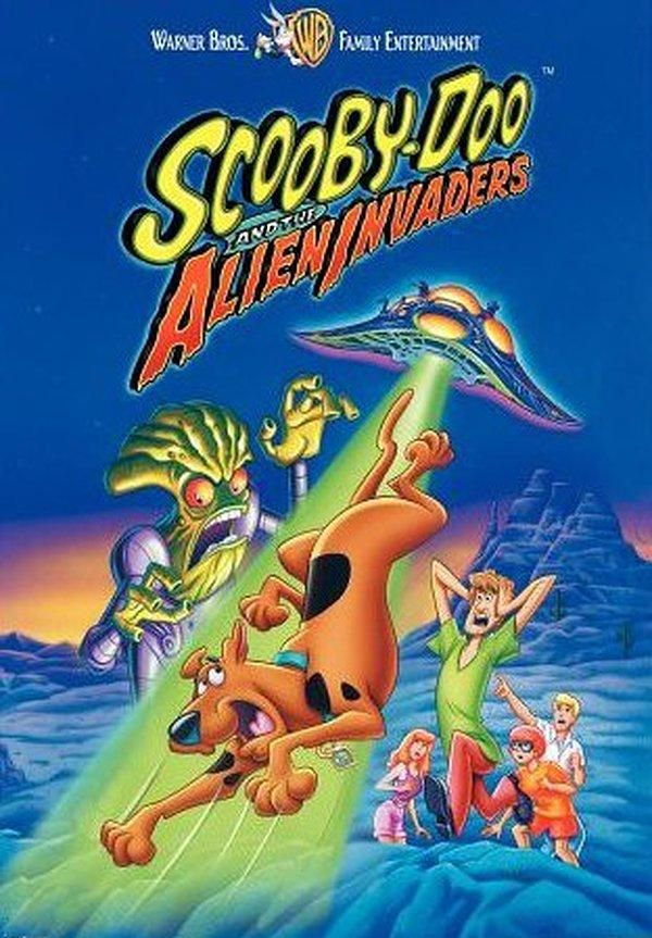 Scooby-Doo and the Alien Invaders (Video 2000)