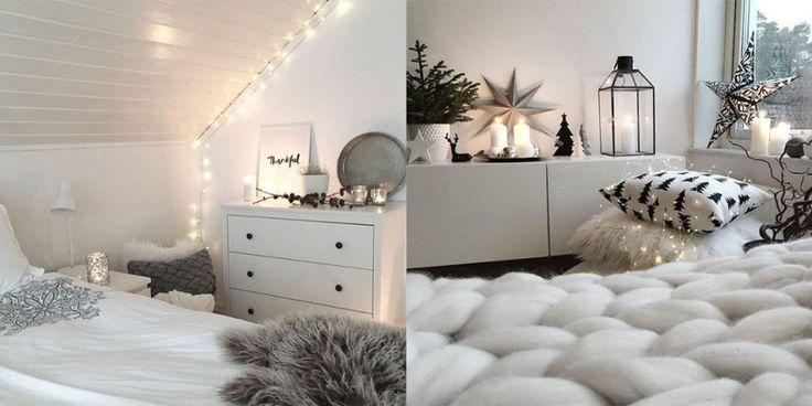 lucine arredamento camera letto