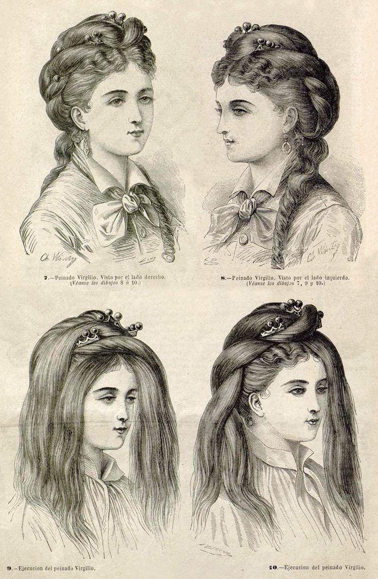 1874. Peinado Virgilio.