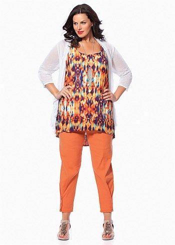 #TS14+ Sun Lounger Pant #plussize #curvy