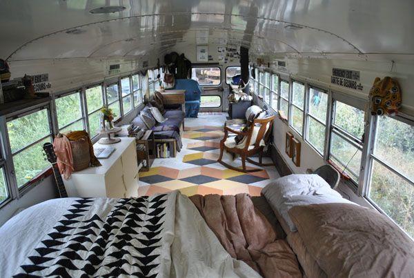 17 migliori idee su interni camper su pinterest interno camper trailer vintage e roulotte. Black Bedroom Furniture Sets. Home Design Ideas