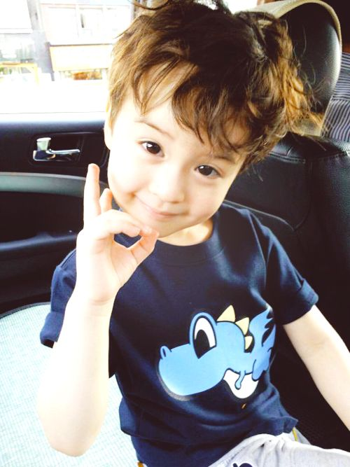[Ulzzang Kids Profile] Lincoln Paul Lambert: Lincoln 12