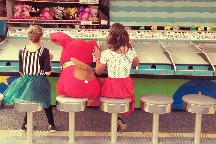 Trendiyart.com. Funfair photoshoot