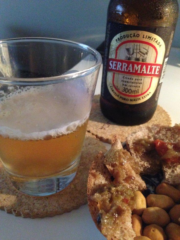 Cerveja Serramalte, Brasil