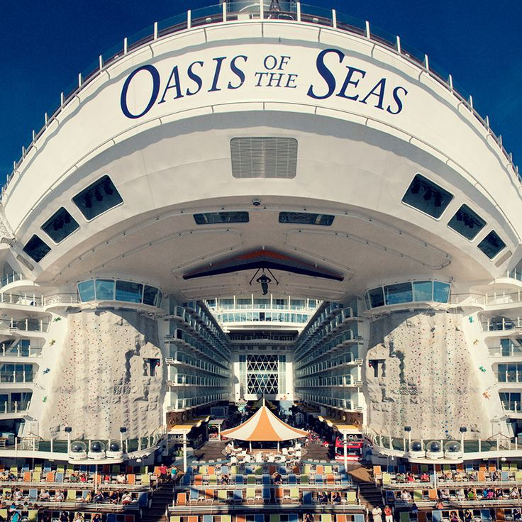 Oasis of the Seas ~ 50th Birthday Cruise ~ May 2015 and again Oct 2016