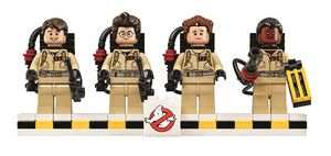 Lego Ghostbusters price and release date revealed, cheaper than Lego Simpsons - Pocket-lint