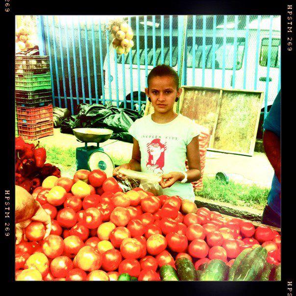 Ponerse Serios con el Tomate