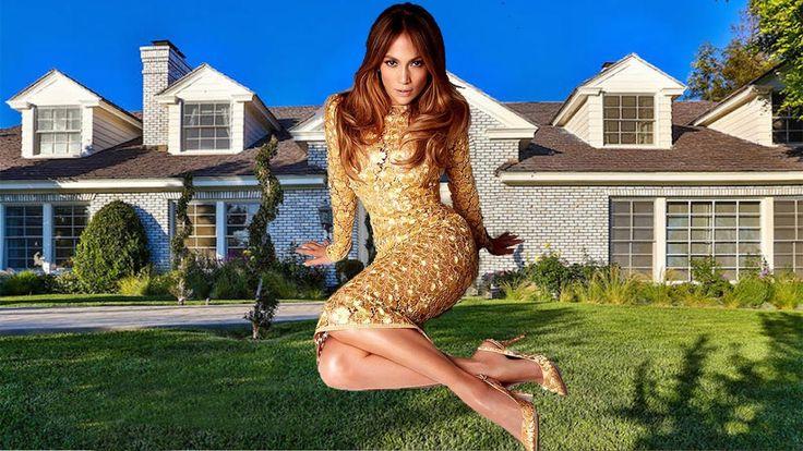 Jennifer Lopez Hidden Hills Home, Net Worth, Kids and Bio