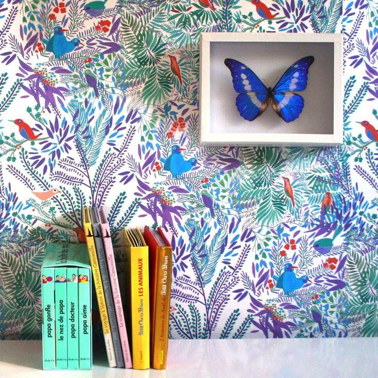 17 meilleures images propos de inspiration motifs sur pinterest mur en mosa que studio. Black Bedroom Furniture Sets. Home Design Ideas