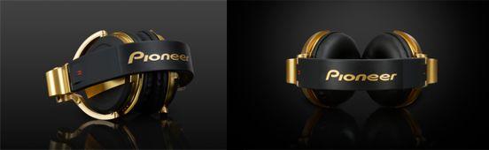 HDJ-1500 Pioneer – Gold Is Better