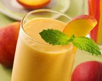 Smoothie relaxant (facile, rapide) - Une recette CuisineAZ pêche orange fleur d oranger