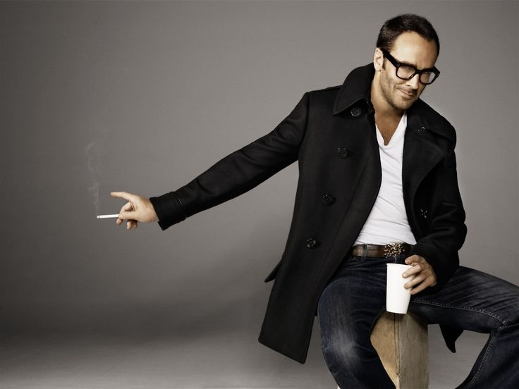 The one and only Tom Ford